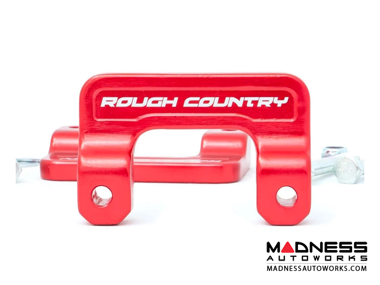"Chevy Pickup 1500 4WD/2WD Leveling Lift Kit - 2"" Lift - Red Billet Aluminum"
